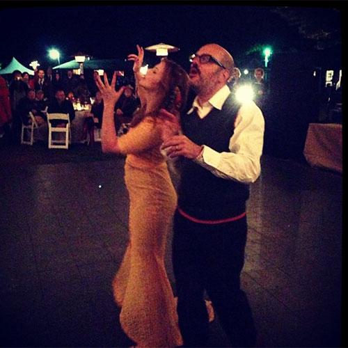 Interpretive Dancing (twitter.com/questlove)