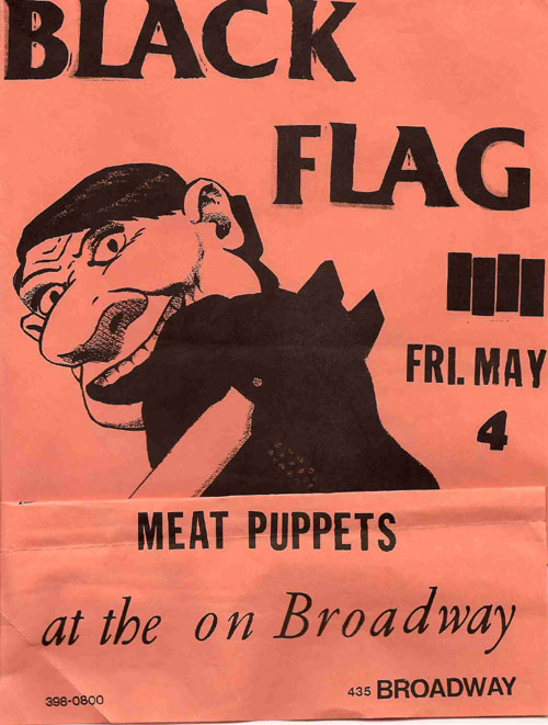 Black Flag, Meat Puppets