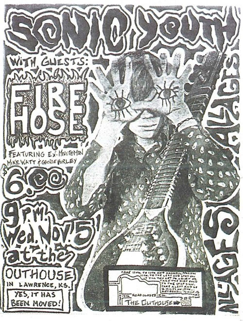 Sonic Youth, Firehose