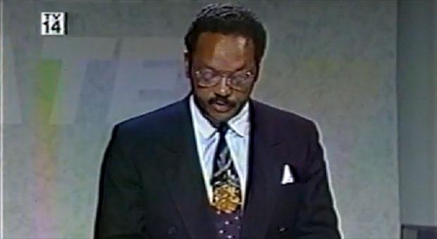 Jesse Jackson on SNL