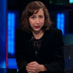 """Single Women Vote With Their Vaginas"": Kristen Schaal and Jon Stewart Break Down the Married vs. Single Woman Vote"