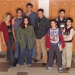 """Freaks and Geeks"" Cast Reunites for Photo Shoot"