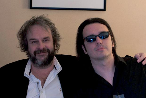 Peter Jackson and Damien Echols