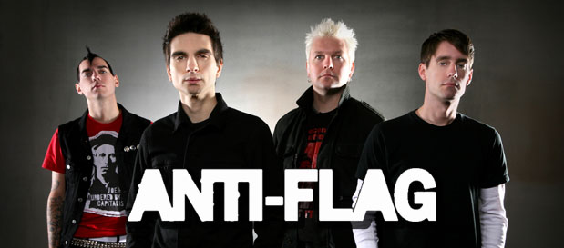 Anti Flag To Play West Coast 20 Year Anniversary Shows
