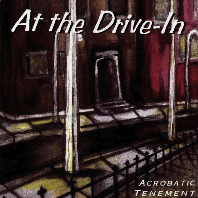 "At The Drive-In ""Acrobatic Tenement"""