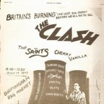 12 Punk Show Flyers From the 1970s
