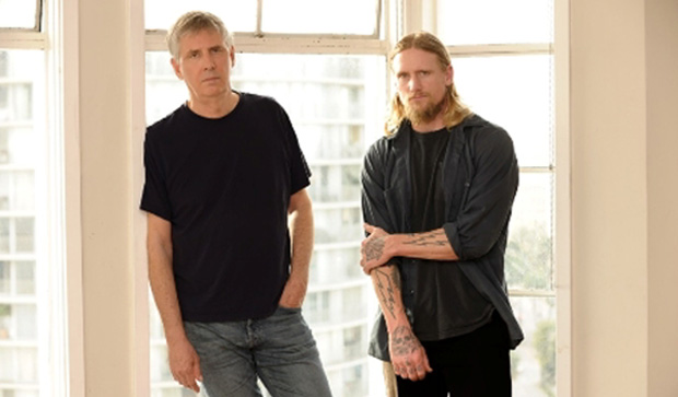 Greg Ginn and Mike Vallely of Good For You