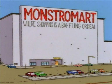 "Monstromart (From ""Homer and Apu,"" season 5)"