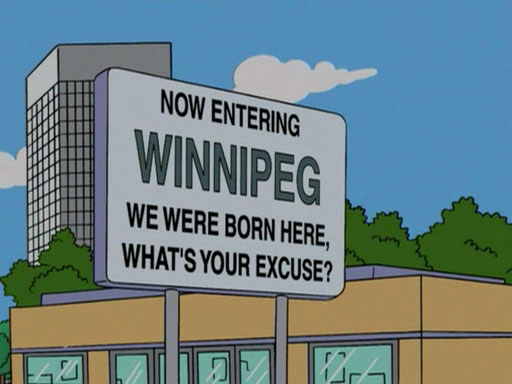 "Now Entering Winnipeg (From ""Midnight Rx,"" season 16)"