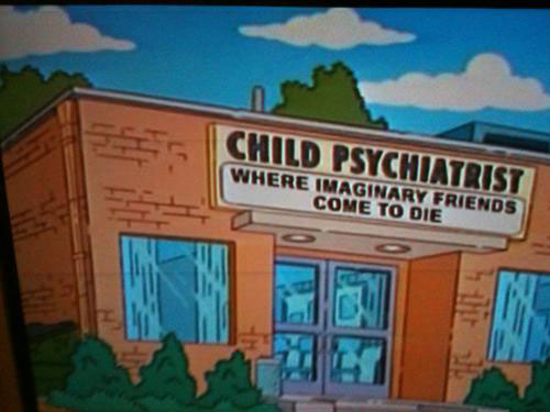 "Child Psychiatrist (From ""Jazzy and the Pussycats,"" season 18)"