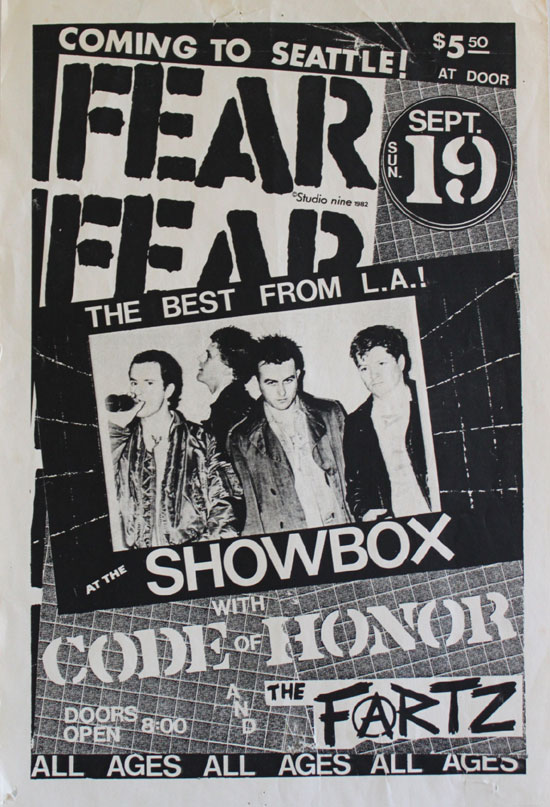 Fear, 1982