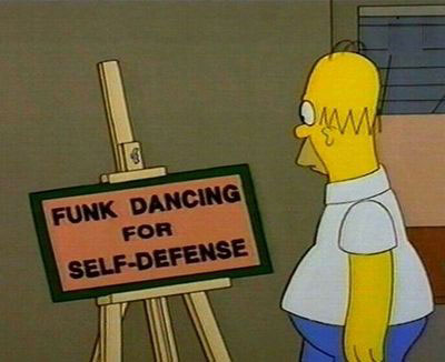"Funk Dancing for Self-Defense (From ""Secrets of a Successful Marriage,"" season 5)"