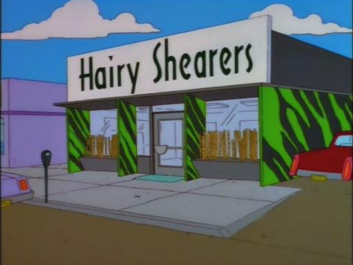 "Hairy Shearers (From ""The Two Mrs. Nahasapeemapetilons,"" season 9)"