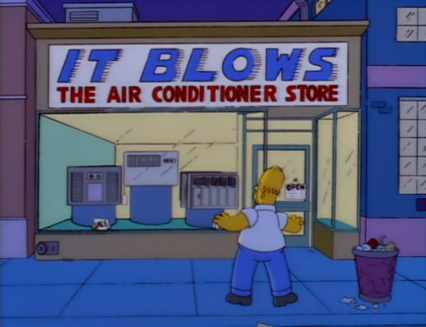 "It Blows (From ""Lisa's Sax,"" season 9)"