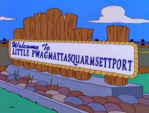 Little Pwagmattasquarmsettport (From Summer of 4 Ft. 2, season 7)