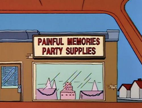"Painful Memories Party Supplies (From ""Secrets of a Successful Marriage,"" season 5)"