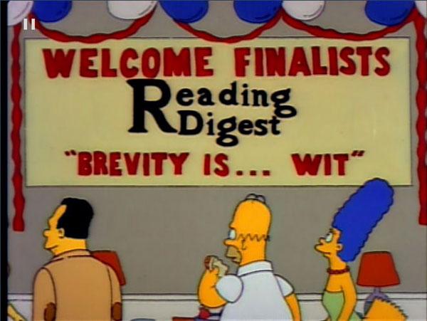 "Reading Digest (From ""Mr. Lisa Goes to Washington,"" season 3)"