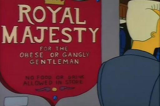 "Royal Majesty (From ""Simpson and Delilah,"" season 2)"