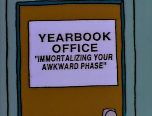 "Yearbook Office (From ""Summer of 4 Ft. 2,"" season 7)"