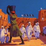 The Mars Volta - Bedlam in Goliath: My absolute favorite TMV album, where things peaked for everybody, in my opinion. The guys got a Performance Grammy, and the cover was #2 on Rolling Stone's