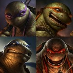 "The Roles of Michaelangelo, Donatello, and Leonardo Have Been Cast in the Forthcoming ""Ninja Turtles"" Movie Reboot"