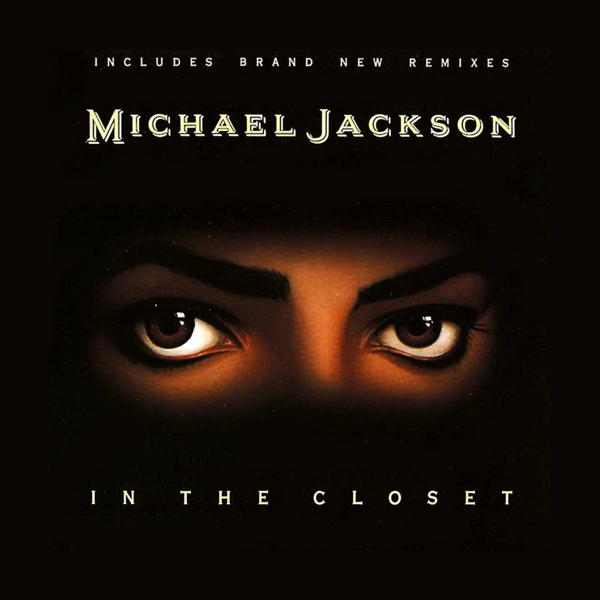 Album art for In The Closet by Michael Jackson