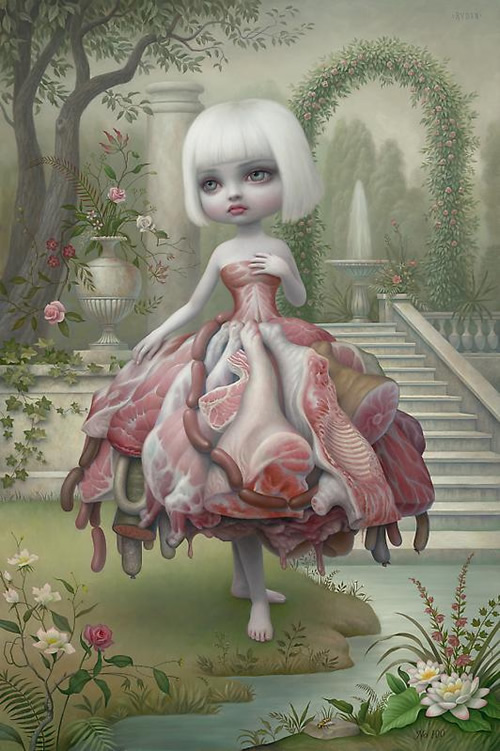 Incarnation (#100) by Mark Ryden