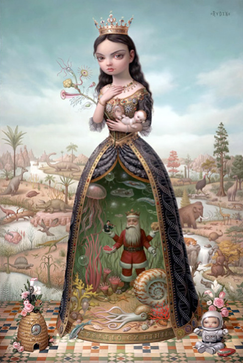 The Creatrix by Mark Ryden