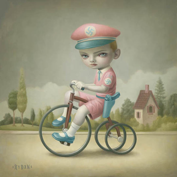 Little Boy Blue by Mark Ryden