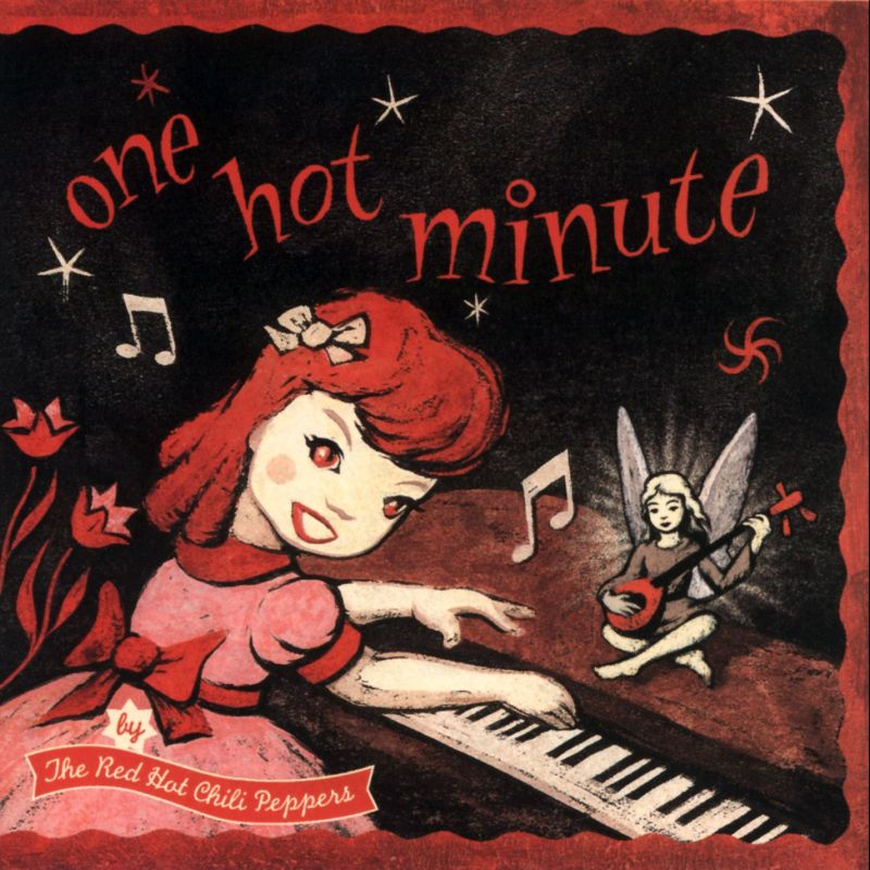 Album art for One Hot Minute by The Red Hot Chili Peppers