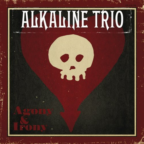 "Alkaline Trio ""Agony and Irony"" cover"
