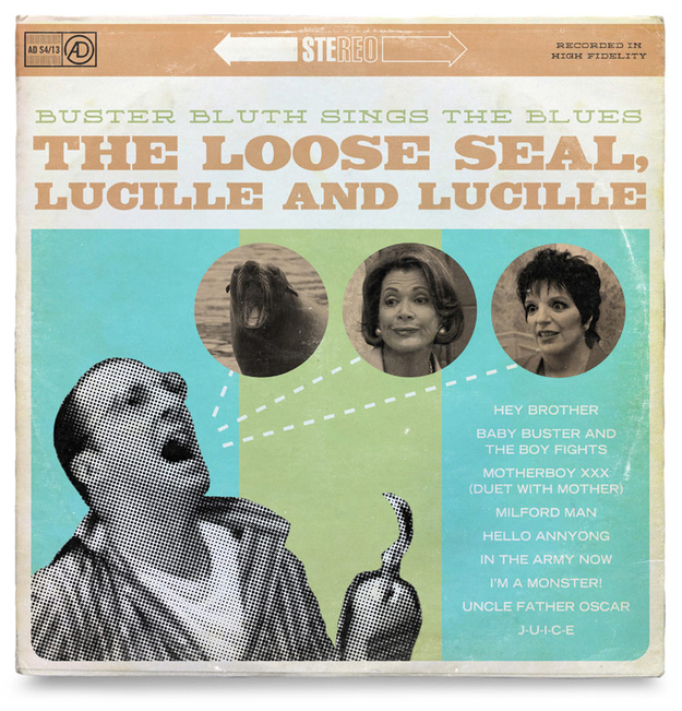 "Buster Bluth: ""The Loose Seal, Lucille, and Lucille"""