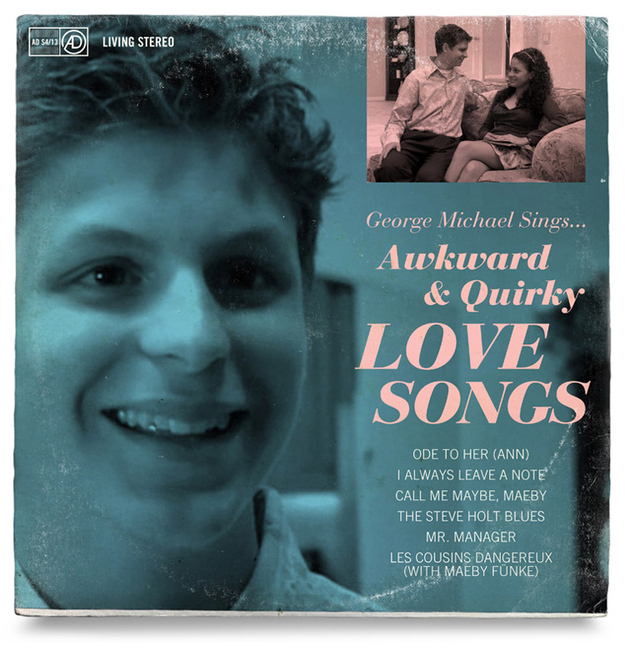 "George Michael Bluth ""Awkward & Quirky Love Songs"""