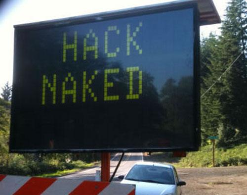 Hack Naked