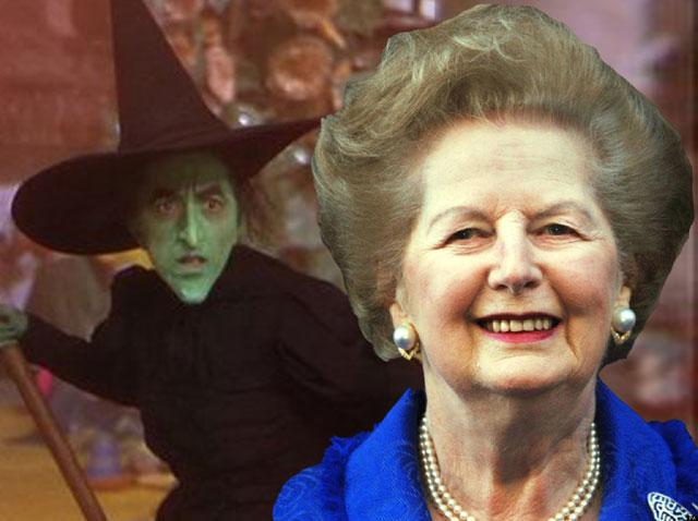 Margaret Thatcher image courtesy huffingtonpost.co.uk