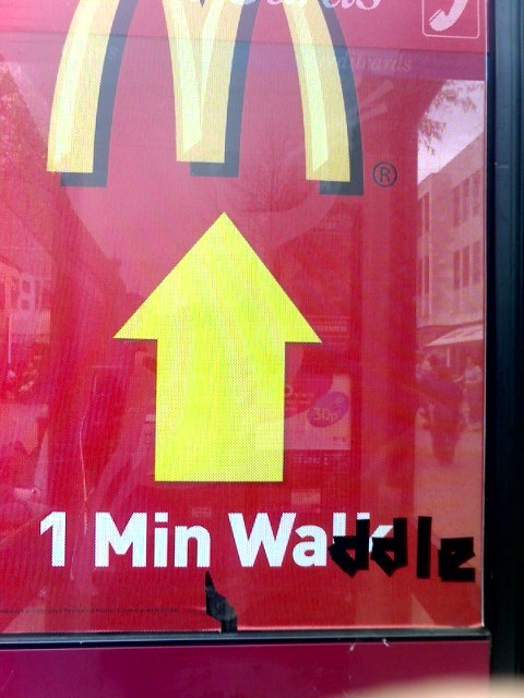 One Minute Waddle