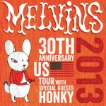Melvins Announce 30th Anniversary Tour Dates for Summer 2013