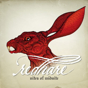 "Red Hare ""Nites of Midnite"" album cover"