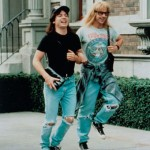 "Watch: ""Wayne's World"" 2013 Reunion Panel, Plus First-Ever Shorts Entitled ""Wayne's Power Minute"""