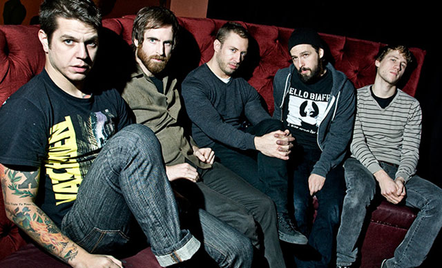 The Dillinger Escape Plan photo by Nathaniel-Shannon