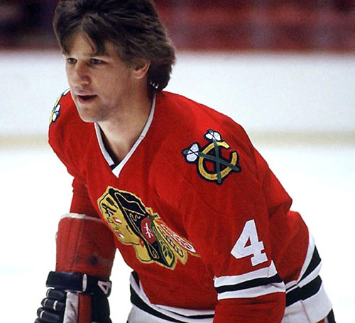 Bobby Orr, Chicago Black Hawks