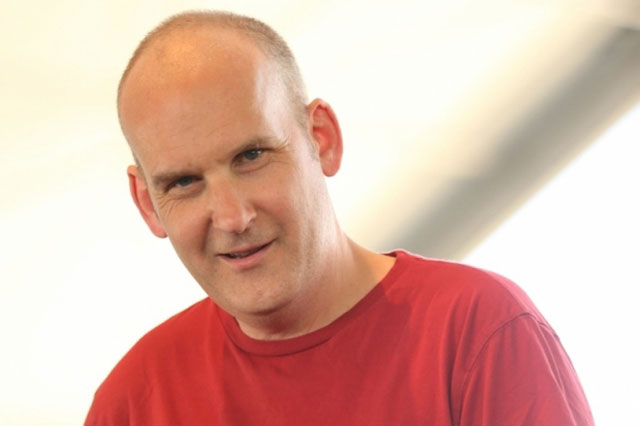 Ian MacKaye, photo by Getty Images