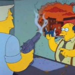 "Watch: The Full ""McBain"" Movie on ""The Simpsons"""