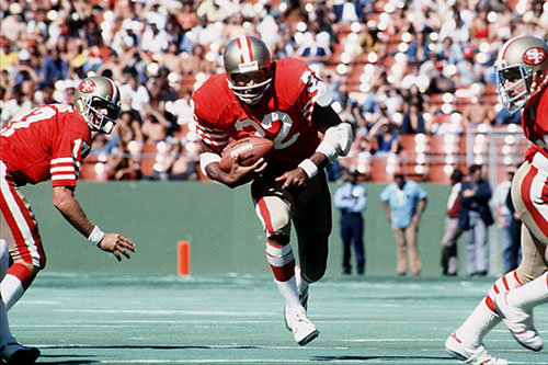 OJ Simpson, San Francisco 49ers