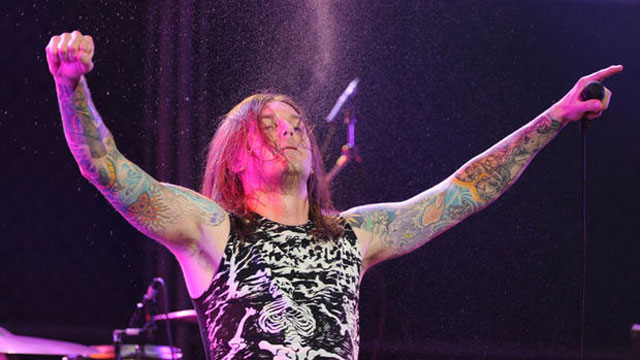 Tim Lambesis of As I Lay Dying