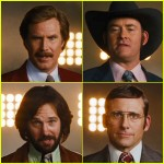 "Watch: ""Anchorman: The Legend Continues"" Official Trailer"