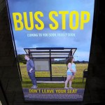 Adobe, Erik Johansson Prank People at a Bus Stop With Real-Time Photoshopping of a Fake Movie Poster