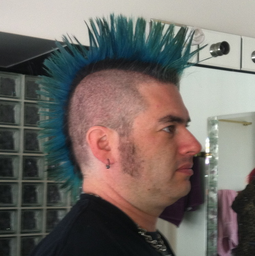 Fat Mike Of Nofx And Atom Willard Of The Offspring To Join