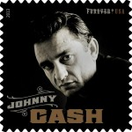 Johnny Cash US Postage Stamp to Be Released