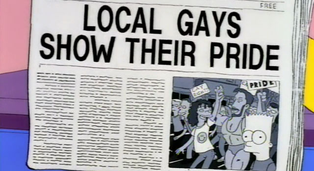 Local Gays Show Their Pride